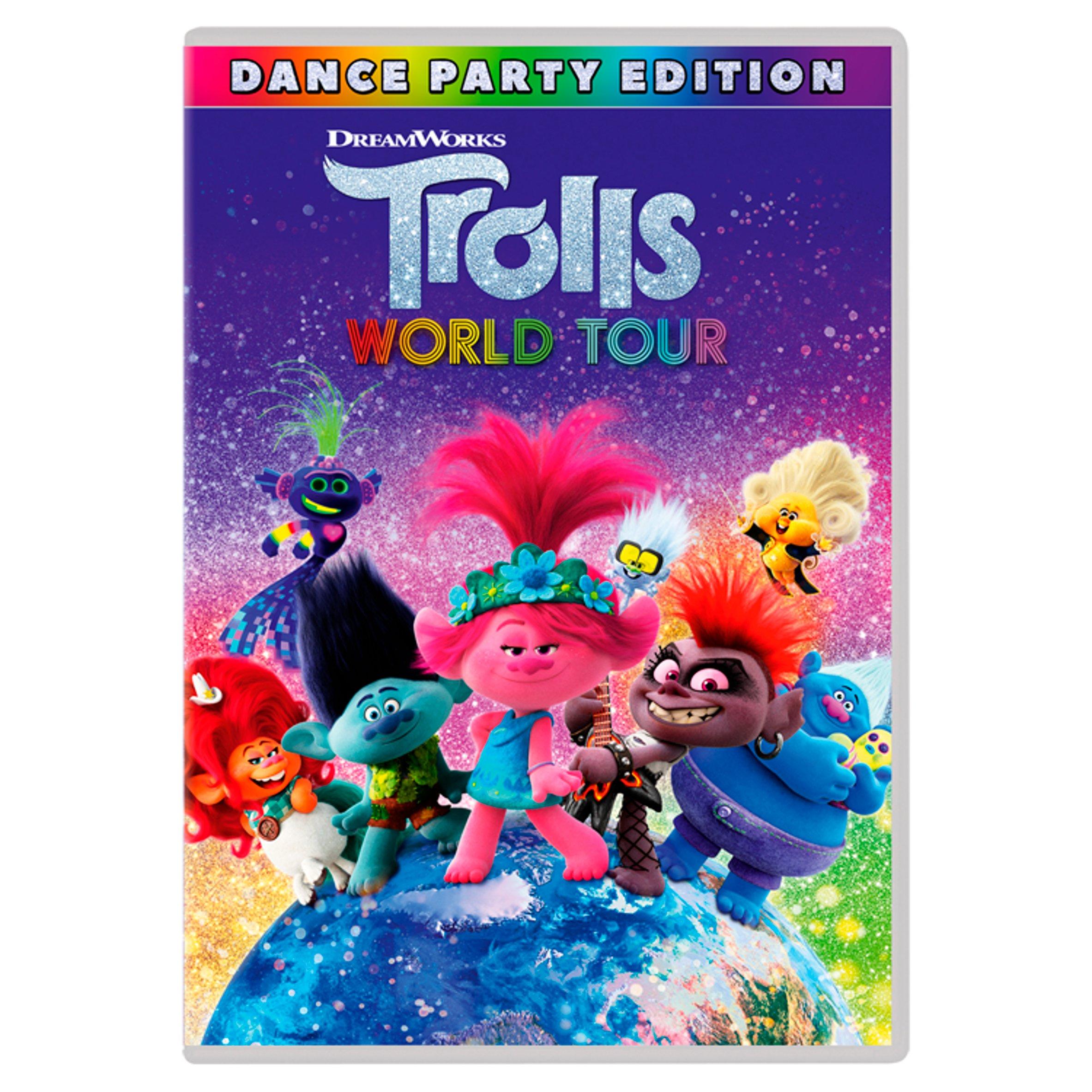 Trolls 2 World Tour Dvd Tesco Groceries