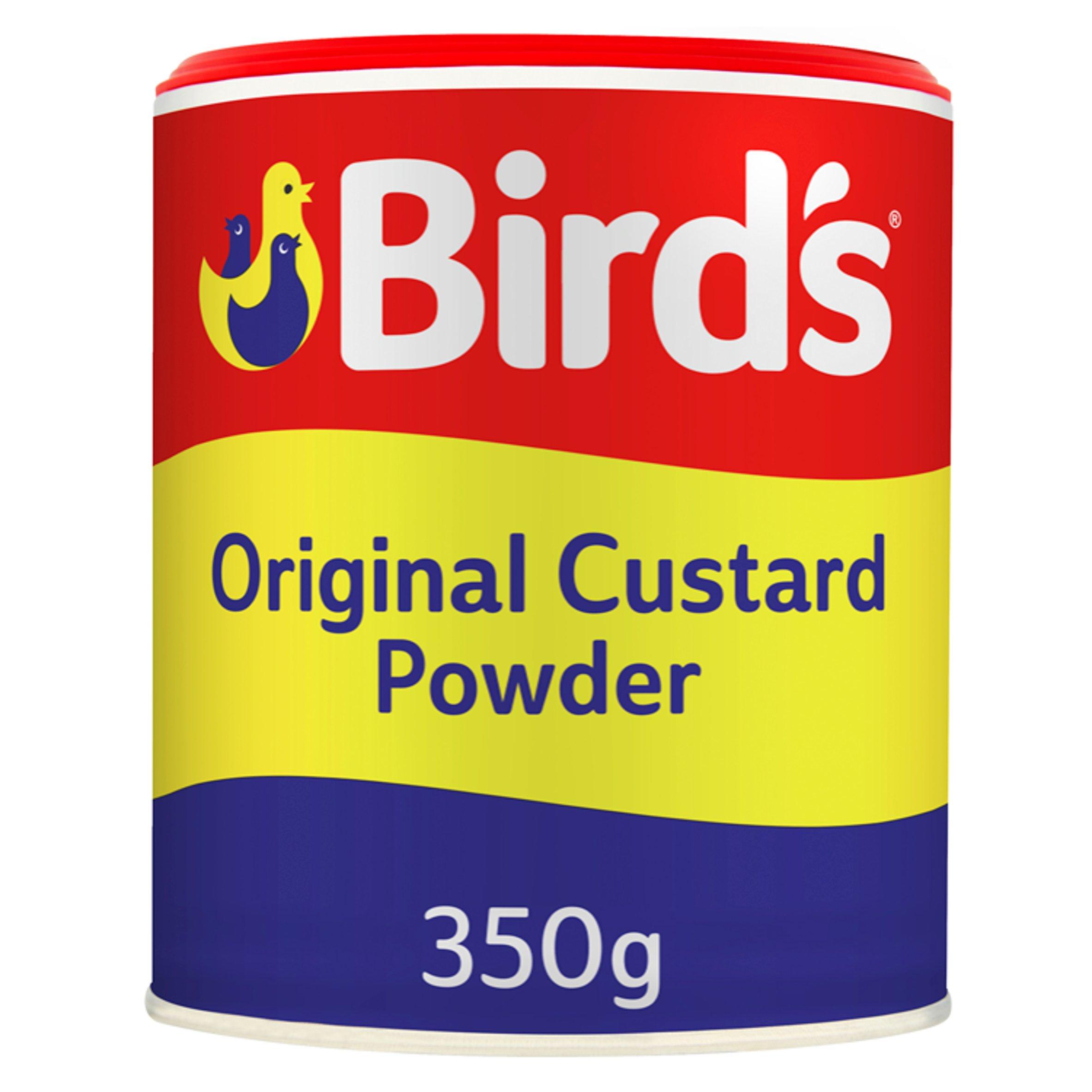 Birds Traditional Custard Powder 350G - Tesco Groceries
