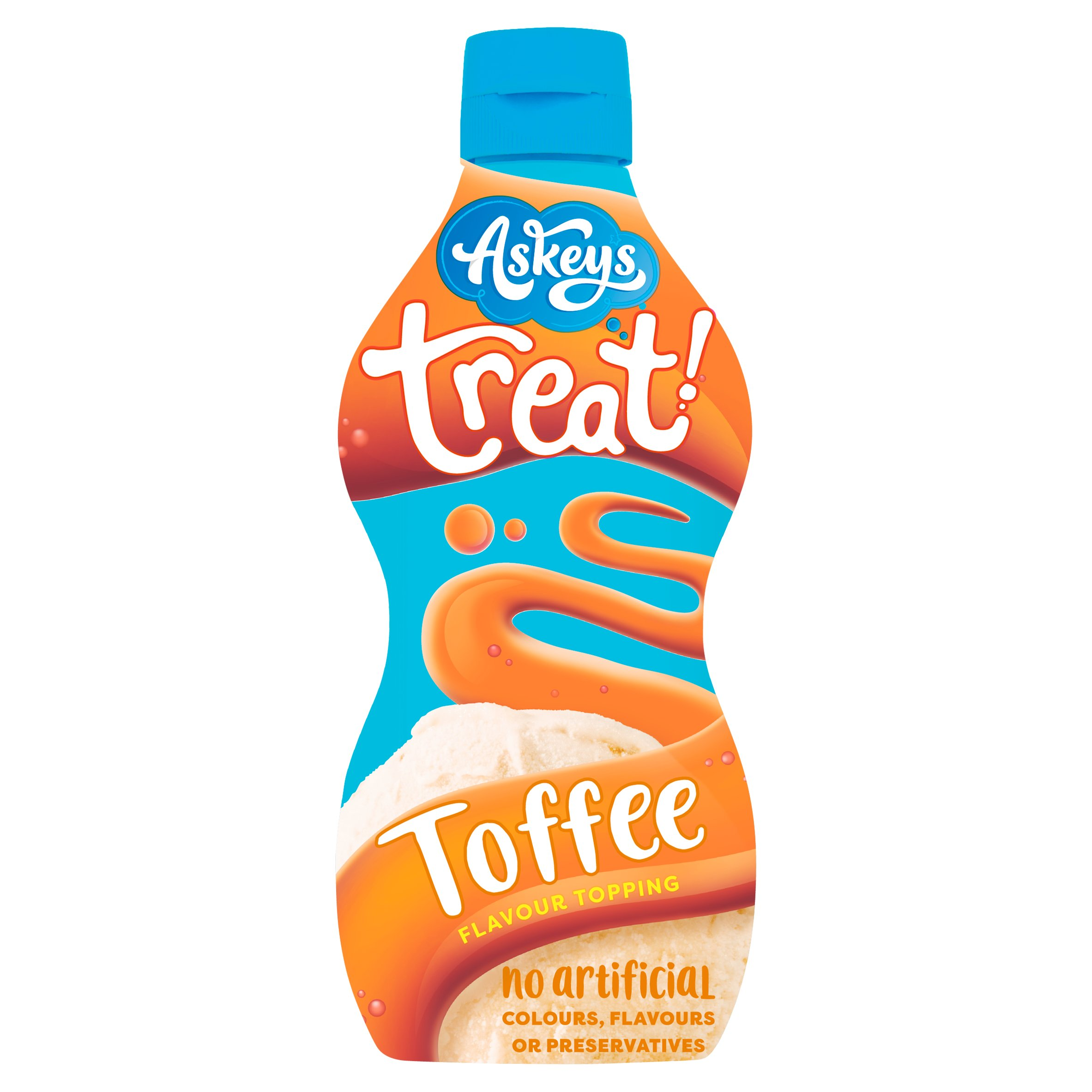 Askeys Treat Toffee Sauce 325G
