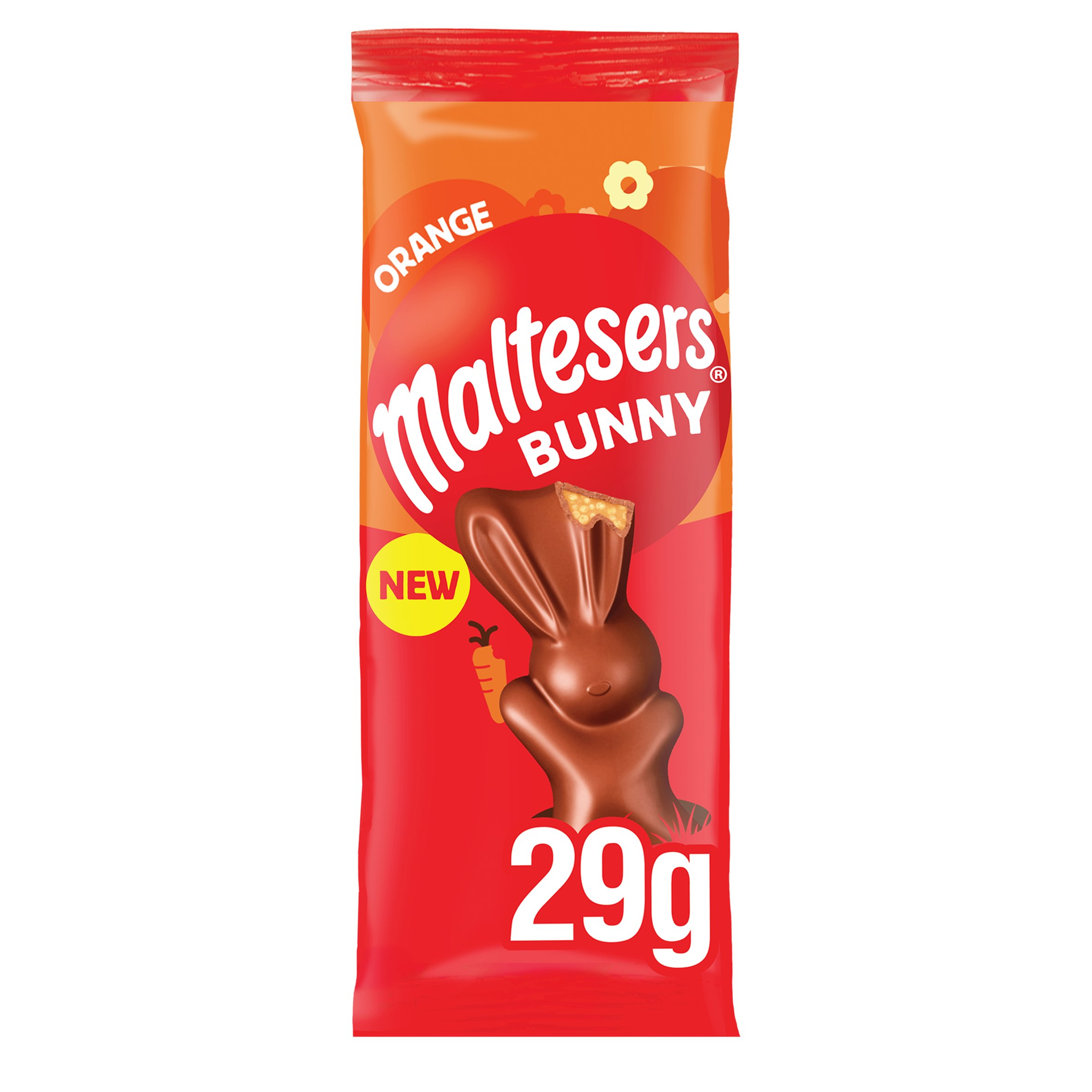 image 1 of Maltesers Orange Chocolate Bunny 29G