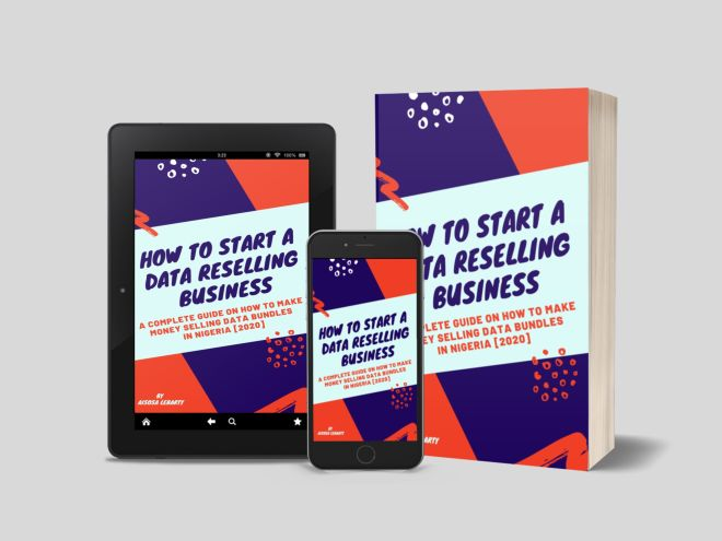 how to start a data reselling business in Nigeria ebook pdf