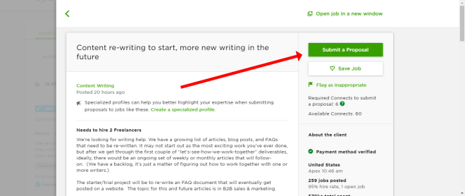 how to make money online in nigeria on upwork