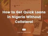 Get quick loan in Nigeria without collateral