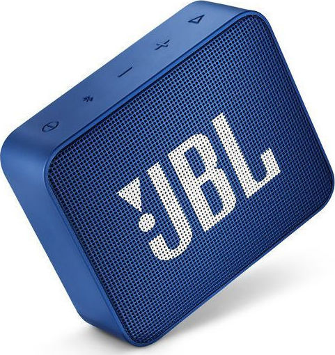 Bluetooth Ηχείο JBL GO 2 (Deep Sea Blue)
