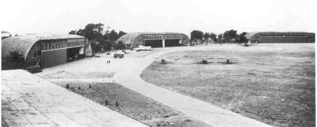 Doeberitz Airbase 1936