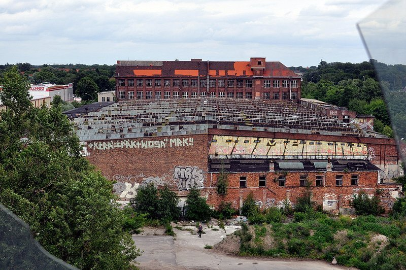 abandoned industrial complex berlin