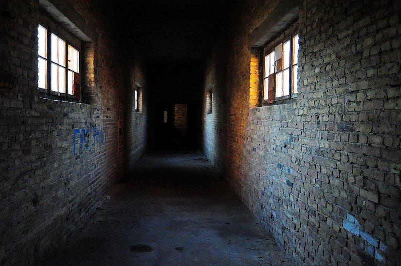 abandoned heeresbekleidungsamt bernau