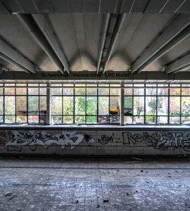 verlassenes schwimbad pankow abandoned pool berlin urbex lost places abandoned berlin brocken windows