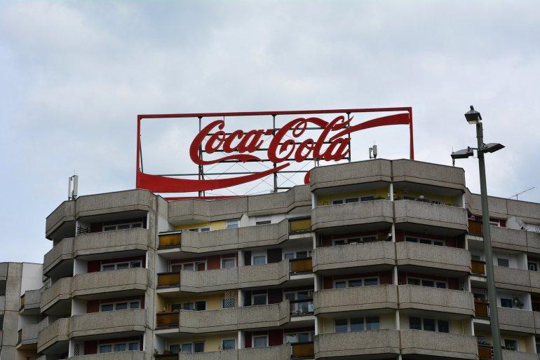 coca cola tafel spitteleck berlin