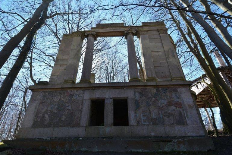 verlassen abandoned castle ruins germany urbex lost places