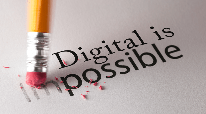Digital is possible