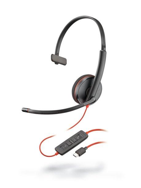 Plantronics Blackwire-Headset