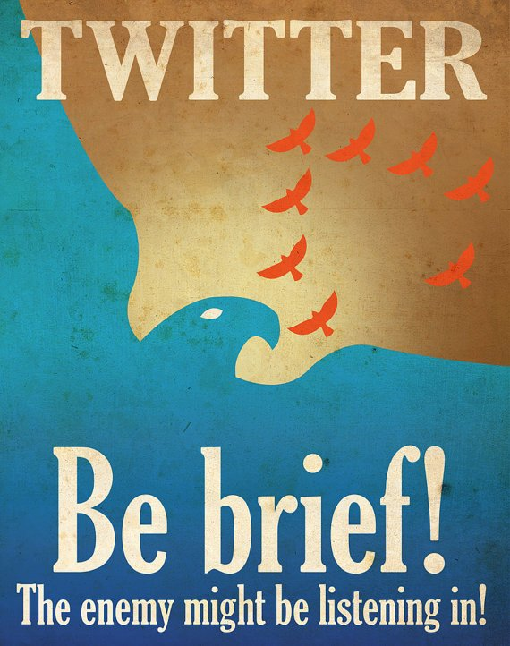 twitter brief by aaron wood