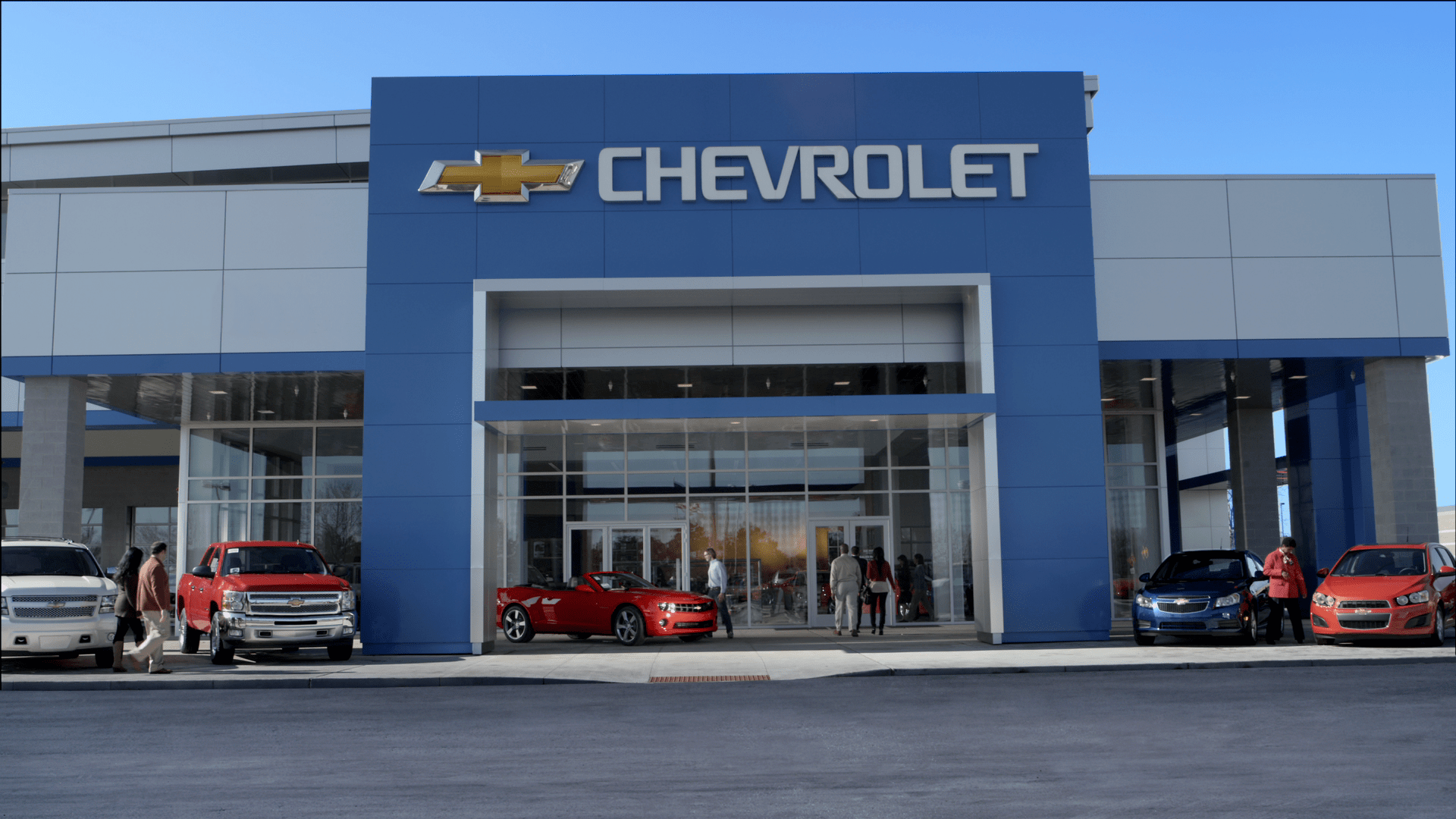 'under The Blue Arch' To Debut In Chevy Dealer Group Ads