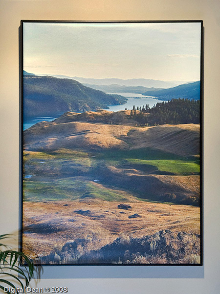 Okanagan Highland | Float Mount