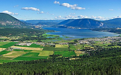 Salmon Arm Bay | ID 11218