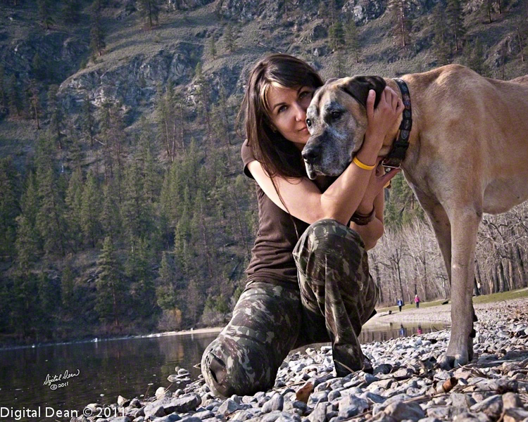 Specialty Portraits - Unconditional Friendship