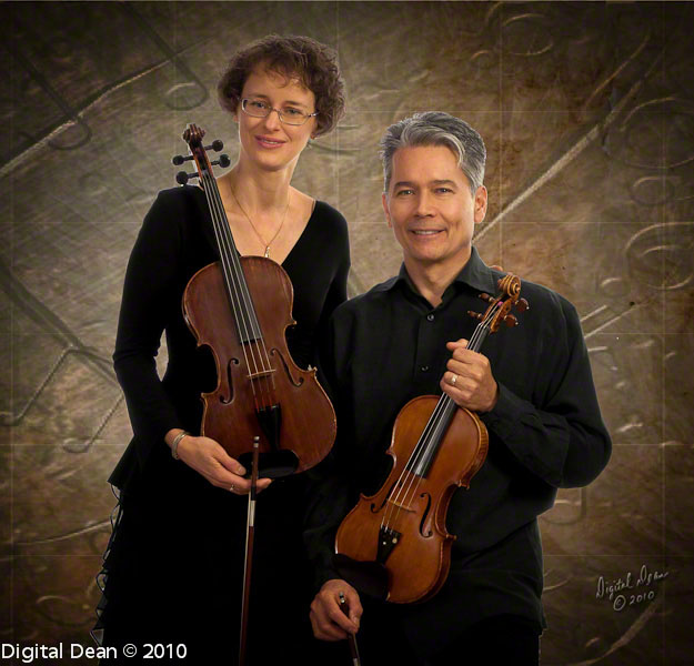 Business Portrait - Violinists