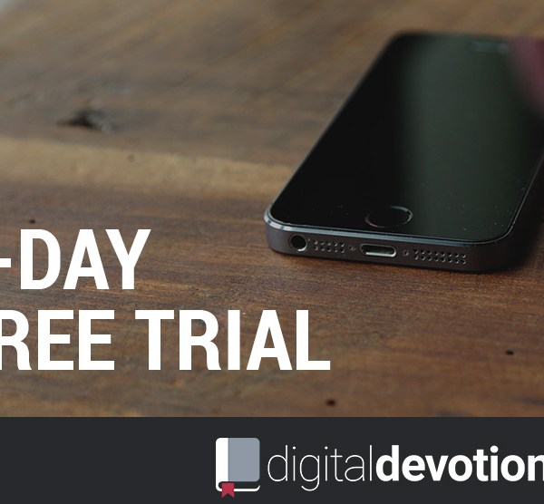7 Days of Digital Devotionals