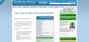 Writers Bureau Courses U.K. Reji Stephenson