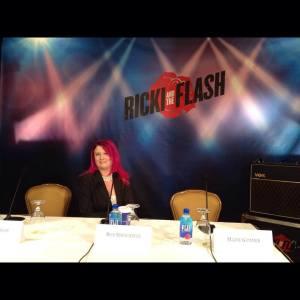 Beeb Ashcroft Blogger interview