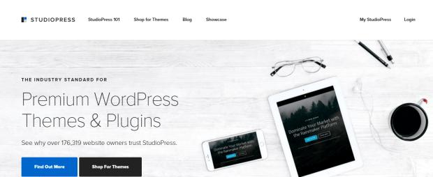 Studio Press WordPress Theme
