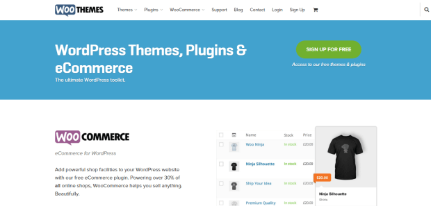 WOO THEMES WORDPRESS BLOG