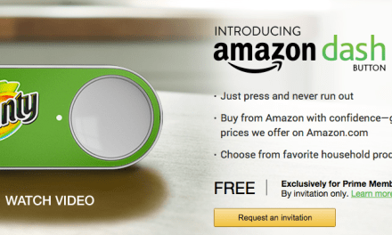 Amazon Dash buttons Allow you to Order with just a click