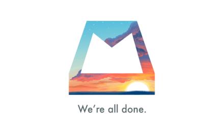 Dropbox to Shutdown Mailbox & Carousel
