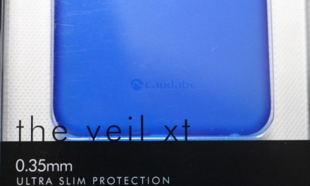 Caudabe Veil XT iPhone 6/6S & 6/6S Plus Case Review