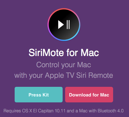 How To: Use Your SiriMote on a Mac