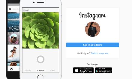 Instagram's New Flat UI