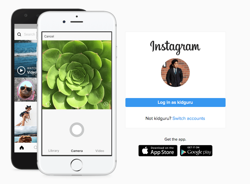 Instagram's New Flat UI
