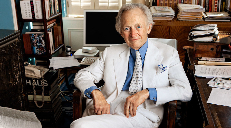 How Tom Wolfe Became … Tom Wolfe