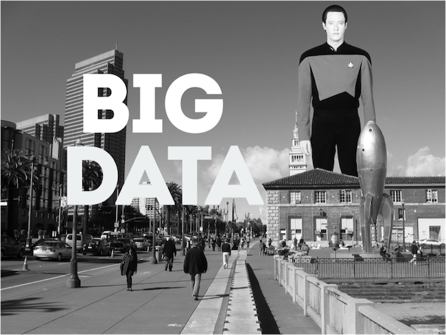 Using big data to craft big stories