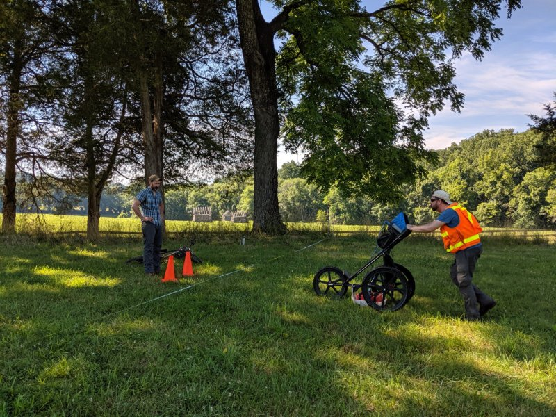 Exploring Madison's Home Farm: New Excavations at the Overseer's House