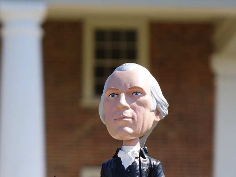 The Mischievous Mr. Madison