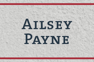 The Naming Project: Ailsey Payne