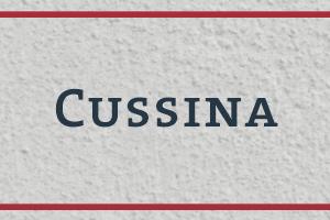 The Naming Project: Cussina