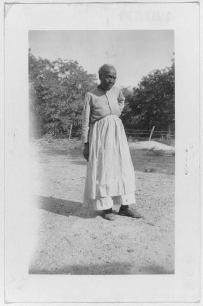 Martha Bunton, ex-slave, Austin