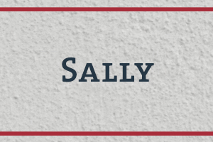 The Naming Project: Sally