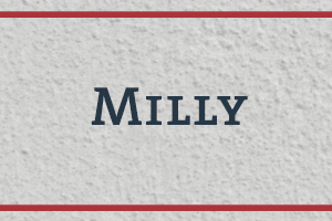 The Naming Project: Milly