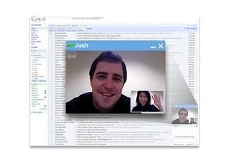 Gmail ile artık görüntülü sohbet