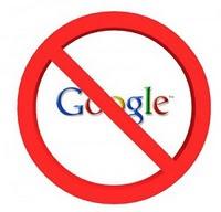 Türkiye de google servisleri engellendi
