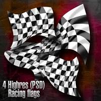 Yarış bayrakları