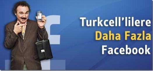 turkcell facebook kampanyası