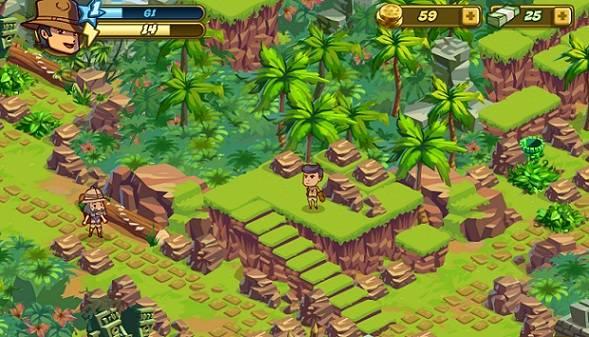 Adventure world kayıp dünyaları keşfet