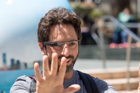 Google Projects Glass resimleri ve video