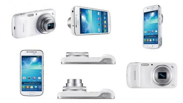 Galaxy S4 Zoom modeli