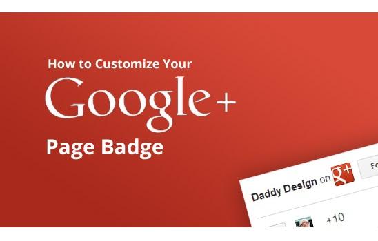 Siteye Google plus butonu eklemek